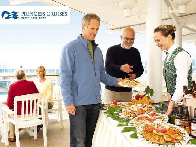 Transatlantic Cruise onboard Island Princess