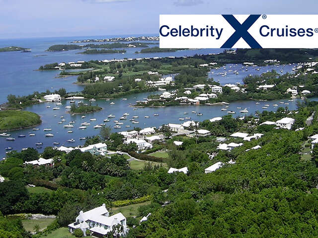 Bermuda Cruise onboard Celebrity Summit
