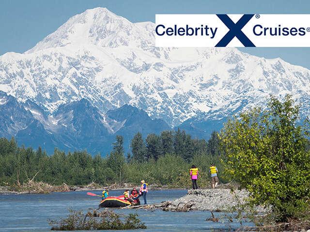 Alaska Cruise onboard Celebrity Infinity