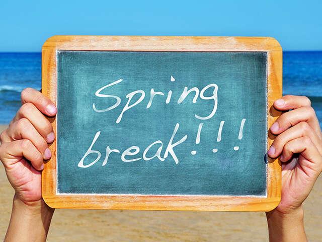 Spring Break Packages - MB Departures