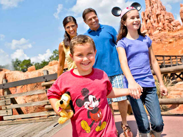Free nights + discounted Disney Theme Park Tickets!