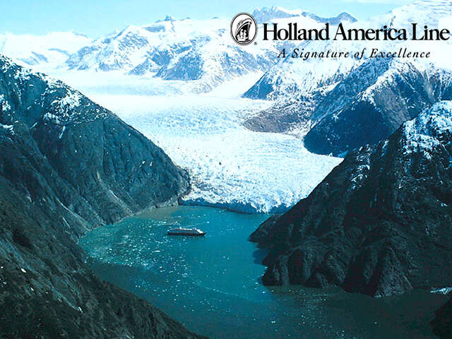 Alaska Roundtrip Cruise from Vancouver