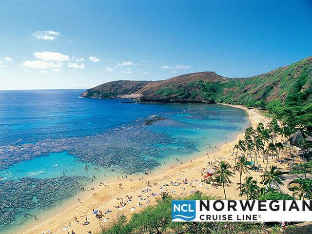 7-Day Hawaii, Roundtrip Honolulu