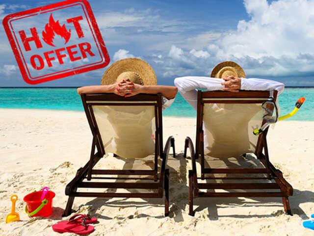 Hot Deals for Spring Break!
