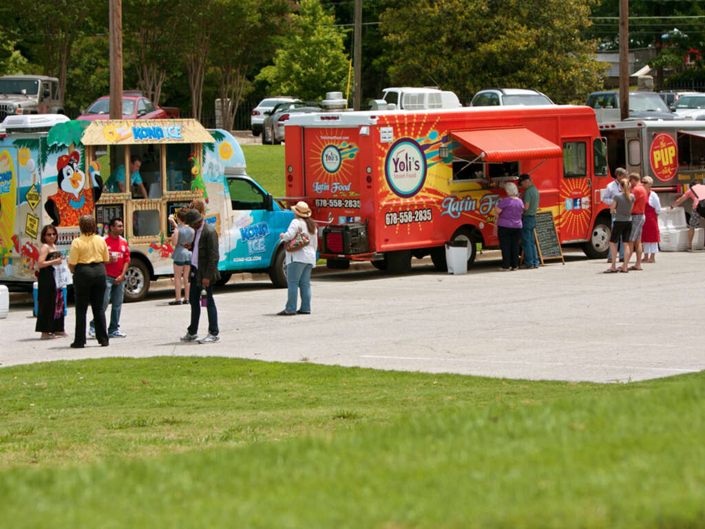 San Fran Food Trucks