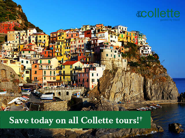 Save on Collette Tours!