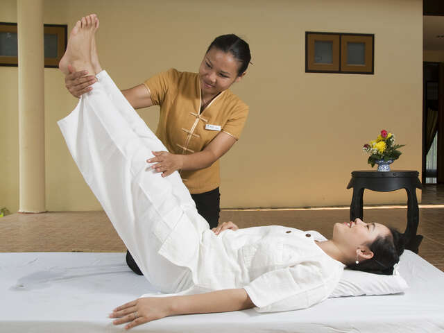 The Massage Culture of Thailand