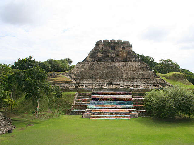 Beautiful historical sightings in Belize