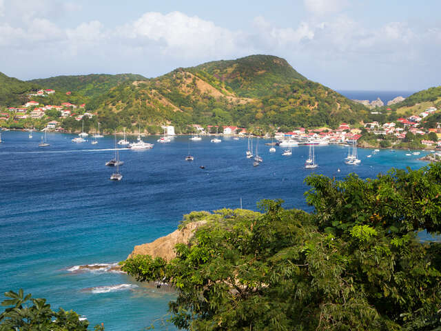 "Martinique - an overseas ""Department"" of France"