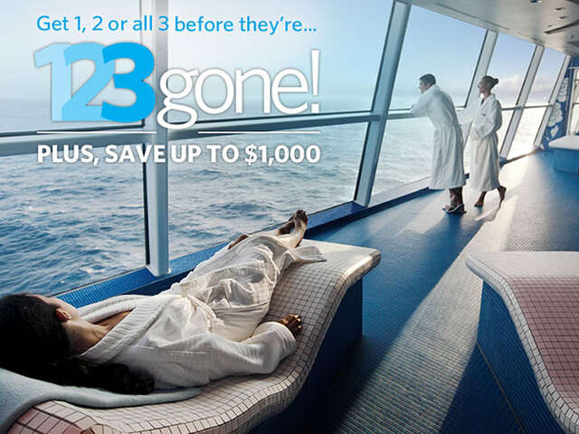 123gone! Save on Meditteranean Cruises!