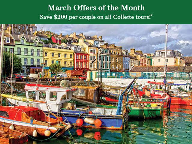 Ireland's Coastal Treasures