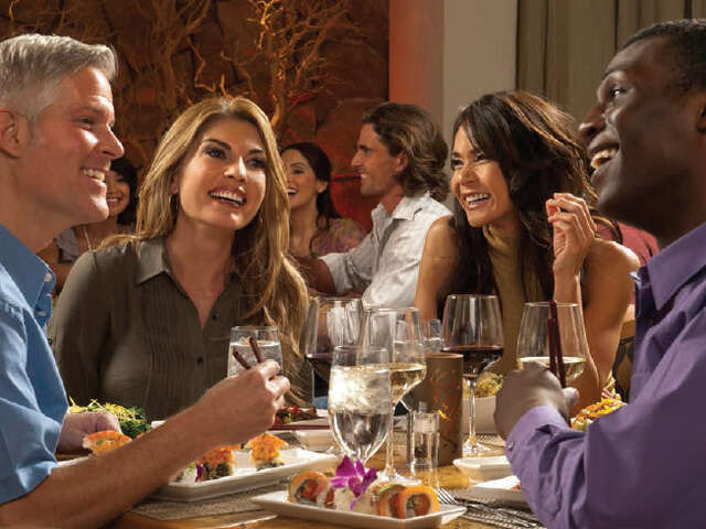 Go all in for a grand buffet at MGM Resorts