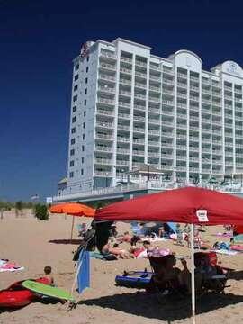 Hilton Suites Ocean City
