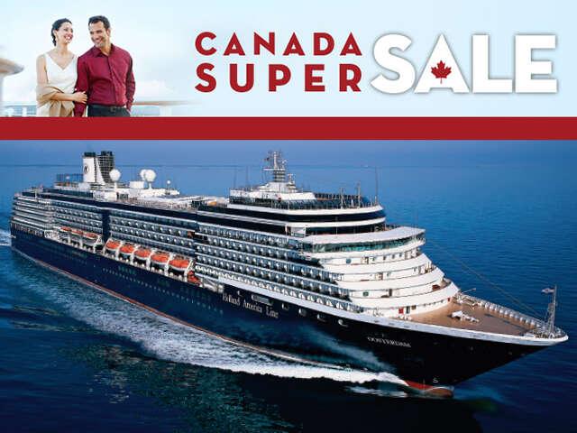 Canada Super Sale!