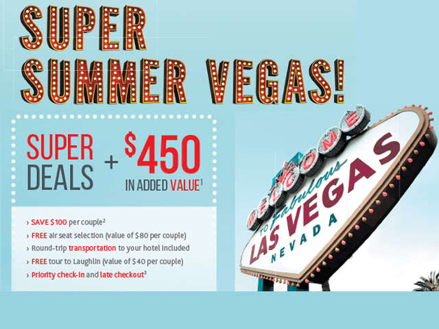 Super Summer Vegas!