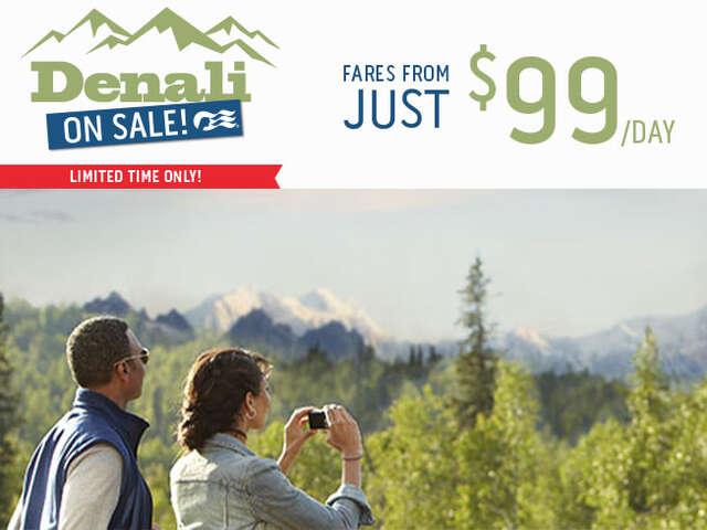 Alaska from $99/Day!