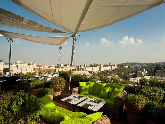 Pitch-Perfect Luxury Resorts In Jerusalem