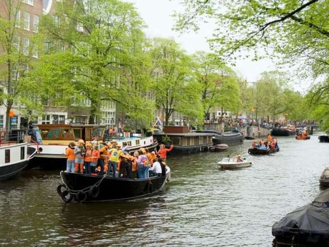 Explore the Streets and Waterways of Amsterdam