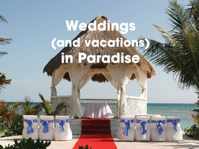 Top Resorts for Destination Weddings