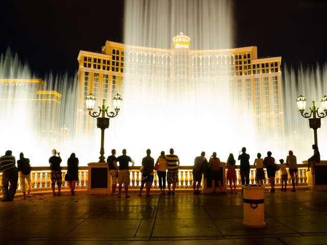 Top 5 luxury experiences in Las Vegas