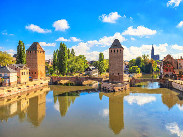 Popular Points of Interest in Strasbourg, France