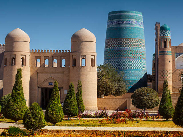 Top 7 Experiences in Uzbekistan