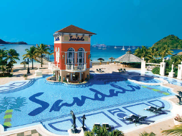 $1700 Bonus Inclusions at Sandals!