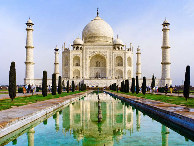 A Voyage of Discovery to the Sacred Taj Mahal