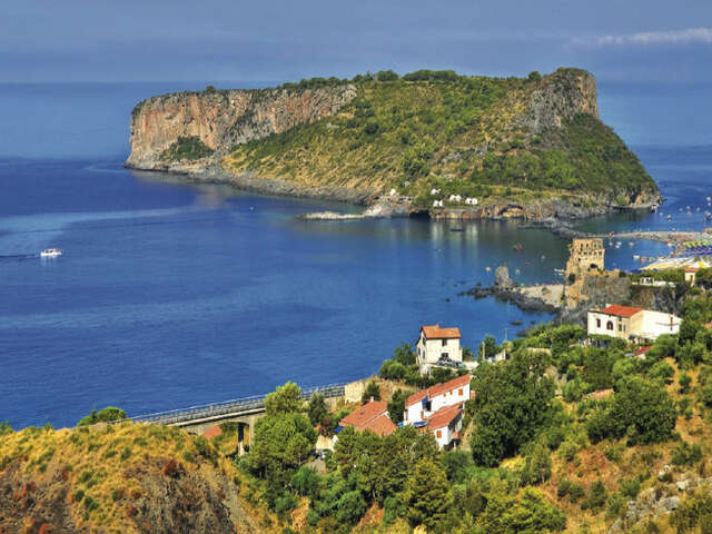 Top Beaches in Calabria, Italy