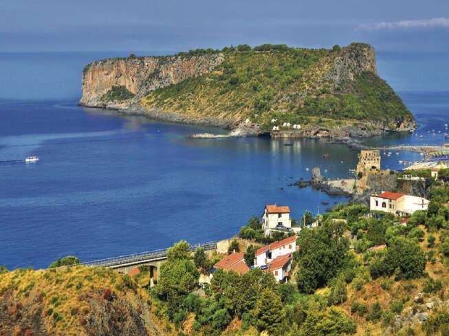 Top Beaches in Calabria, Italy