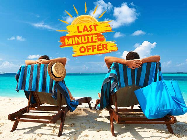 Last Minute Sun! BC Departures