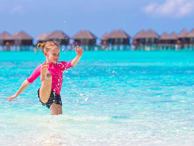 Kids stay+eat FREE in Caribbean
