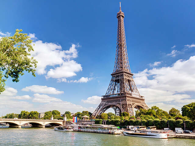 Paris Packages at low prices!