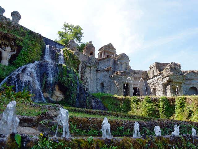 Italy's Best Sights: Villa d'Este, Tivoli