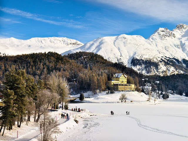 Things To Do When On An Adventure Tour In St. Moritz