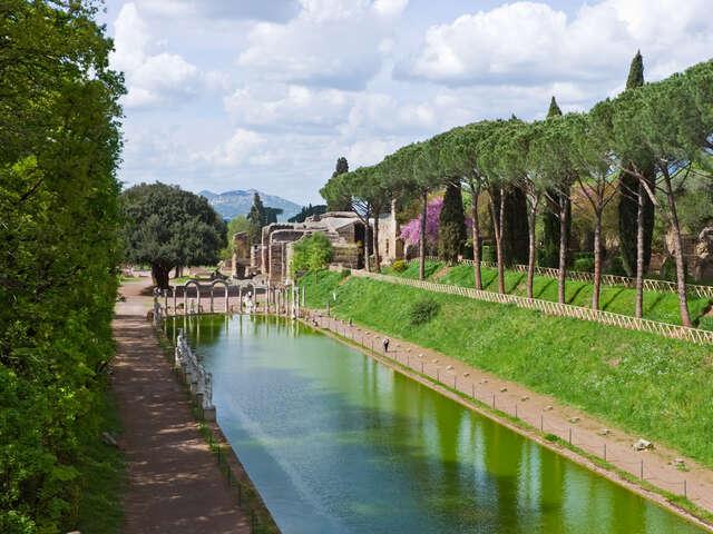 Explore Italian History, Art And Culture At Villa Adriana