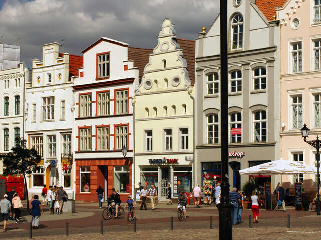 Historic Centres of Stralsund and Wismar