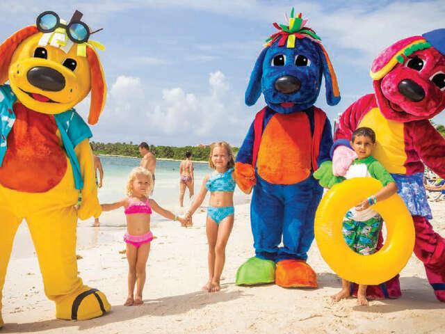 Summer Family Offer at Palladium Resorts (BC Departures)