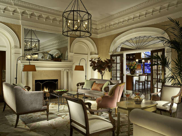 Experience a Life of Luxury at Hotel Grande Bretagne