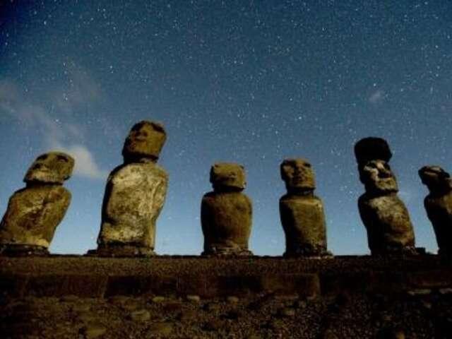 The Place of Power & Peace Rapa Nui (Easter Island)