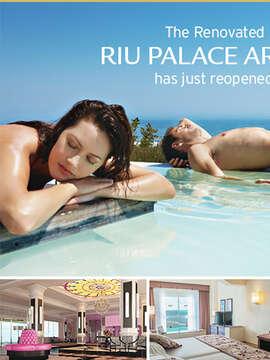 RIU PALACE ARUBA renovated in time for Winter 2015!