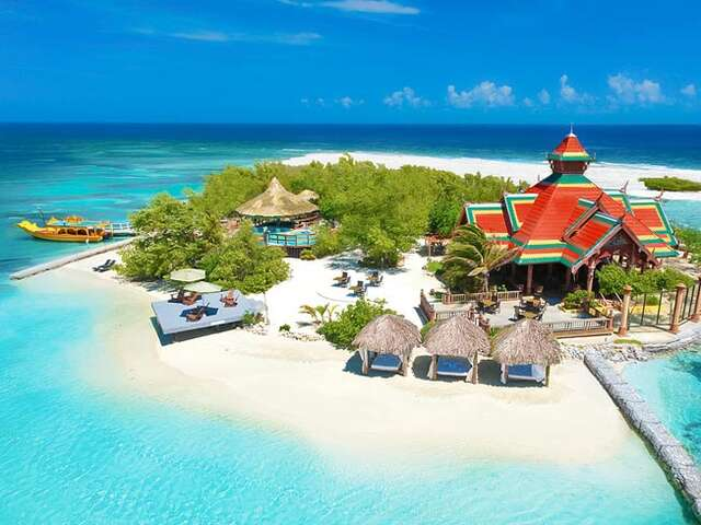 First night free at select Sandals® Resorts in the Caribbean