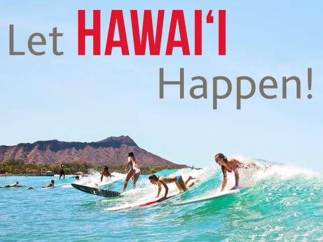 Let Hawaii Happen!