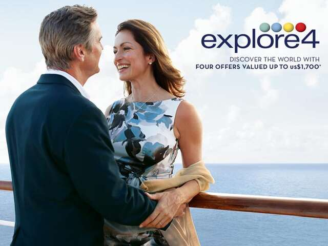 Explore4 Offers with Holland America Cruises