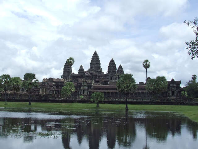 Get Closer To Deity At Angkor Wat