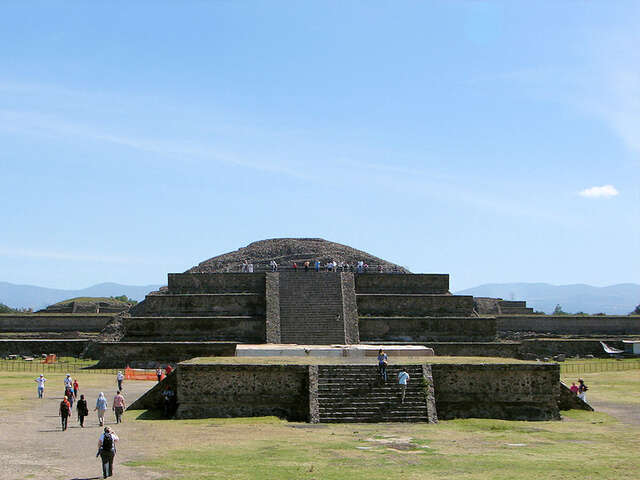 The Mesoamerican City of Teotihuacan