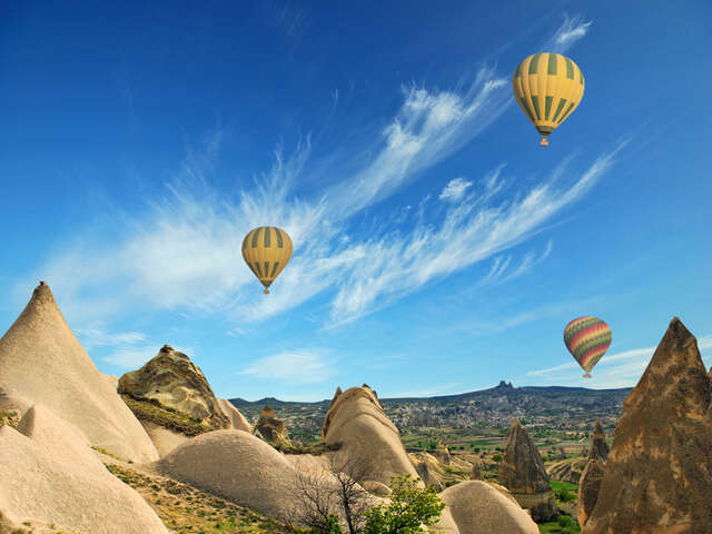 The Marvels of Cappadocia