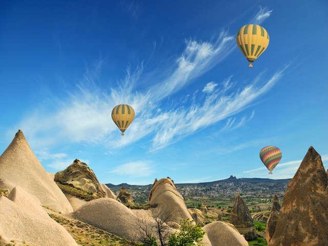 The Marvels of Cappadocia