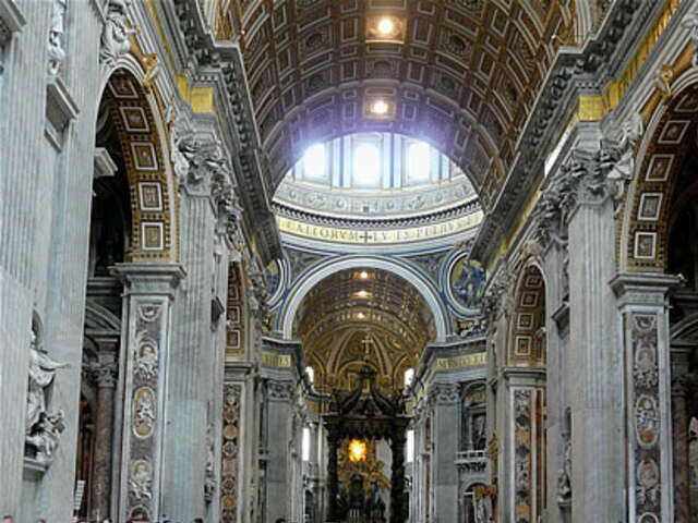 The Captivating St. Peter's Basilica