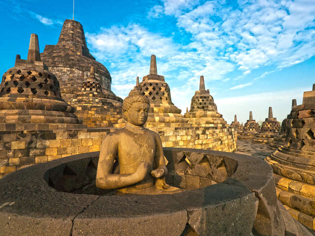 Borobudur, An Indonesian Temple You Have To Visit